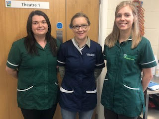 Aidin Hegarty, Lindsay Johnston & Glenda Ward - Veterinary Surgeons
